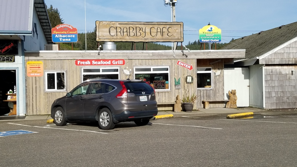 crabby cafe