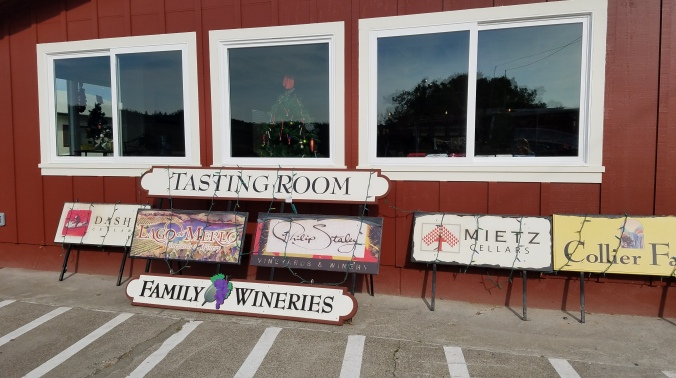family wineries