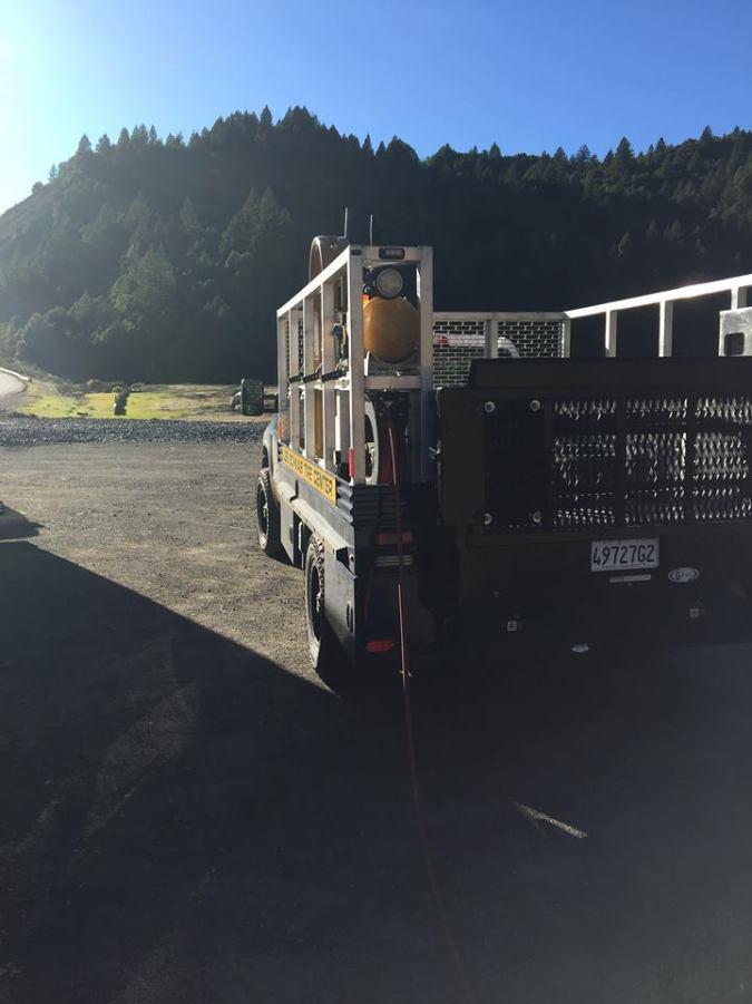 les schwab truck