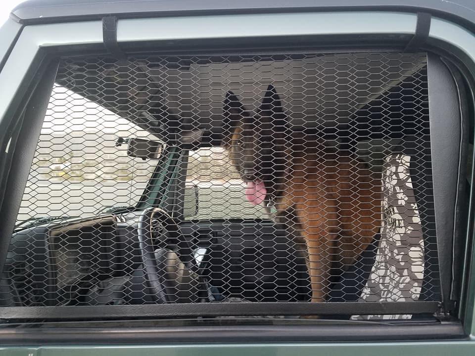 jeep screens