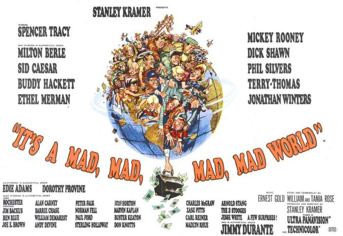 MAD poster