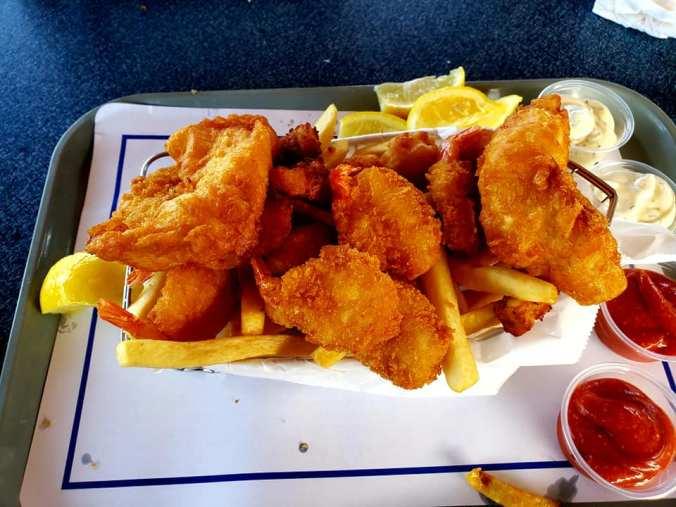 Andrias Seafood restaurant 2