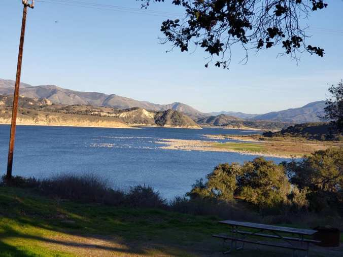 Lake cachuma 4